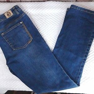 Michael Kors | Straight Leg Jeans | Sz 10